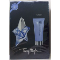 Kit Angel Edp 50 Ml + Loção Hidratante 100 Ml - Original