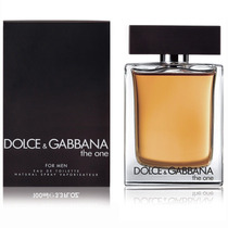 Dolce & Gabbana The One Masculino Eau De Toilette 100 Ml
