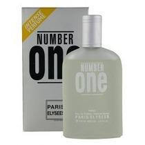 Perfume Number One Paris Elysees 100 Ml - Original E Lacrado