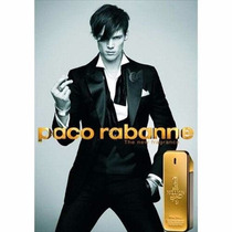 Perfume Paco Rabanne 1 One Million - 200ml Original Lacrado