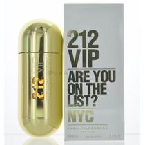 Perfume 212 Vip 80ml Edp Carolina Herrera Original Lacrado