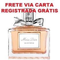 Miss Dior Parfum Feminino Decant Amostra 2,5ml Frete Grátis