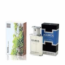 Perfume Importado Kourus Yves Saint Lauren Essencia Fragranc