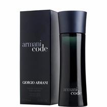 Perfume Armani Code 75ml Original - Lacrado 12x S/juros