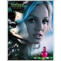 Perfume Fantasy Britiney Spears 10ml Fragancia 100% Original