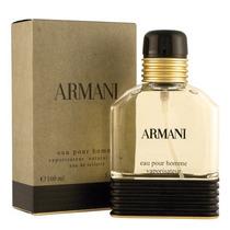 Giorgio Armani Eau Pour Homme Decant Amostra 10ml Original