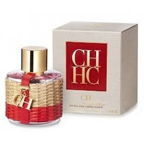 Ch Central Park Carolina Herrera Eau De Teoilette 100ml