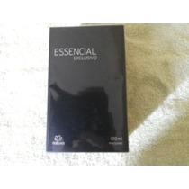 Perfume Colonia Natura Essencial Exclusivo 100ml Masculino