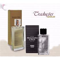 Perfume Abercrombie Fierce 100ml - Traduções Gold Hinode