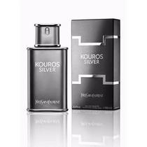 Perfume Y S L Kouros Silver 100 Ml - Original E Lacrado -