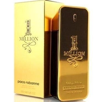 Perfume 1 *one Milllion* 100ml Paco Rabanne Original Lacrado