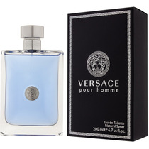 Versace Pour Homme 200ml Edt Importado Lacrado 100% Original