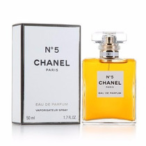 Perfume Chanel N 5 - Eau De Parfum 50 Ml Original