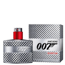 Perfume 007 Quantum James Bond Edt Masculino 30ml-12x S/j