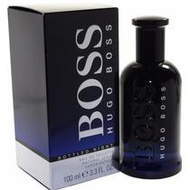 Perfume Hugo Boss Bottled Nigth 100ml - Original E Lacrado