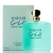 Perfume Giorgio Armani Acqua Di Gio Edt Femenino 100ml
