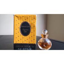 Dolce Vita Chr Dior Miniatura Mini Perfume Importado Vintage