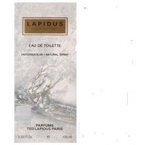 Perfume Lapidus Fragancia 100% Original Frete Gratis