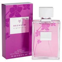 Perfume Beckham Signature Women - 75ml Novo Lacrado
