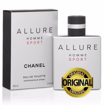 Perfume Allure Homme Sport 100ml Chanel - 100% Original