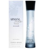 Armani Code Luna Feminino 75ml 100% Original + Frete Grátis
