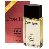 Perfume Paris Elysees Don Juan - Inspiração Pi - 100 Ml