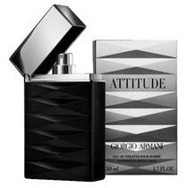 Giorgio Armani Attitude Edt Masculino - 75 Ml