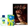 Perfume Adidas Get Ready! Edc Masculino 100ml + Dead Space