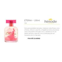 Perfume Eterna 100ml Alta Fixação Ate 12h