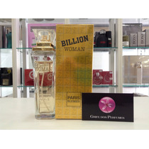Perfume Billion Woman Edt 100ml (lady Million)