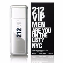 Perfume 212 Vip Men 100ml 100%original Frete Grátis S/juros