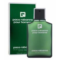Paco Rabanne Pour Homme - Amostra Original De 2,5ml
