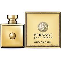 Perfume Versace Pour Femme Oud Oriental Eau Parfum Fem 100ml