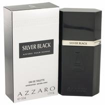 Silver Black Masculino Eau De Toilette 50ml Original
