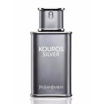 Perfume Kouros Silver 100ml Ysl Original E Lacrado