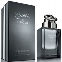 Perfume Gucci By Gucci Pour Homme Masc. 90ml Edt Excelente
