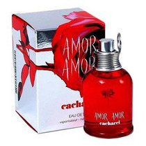 Perfume Amor Amor Cacharel Feminino 55ml