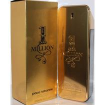 Perfume One Million Paco Rabanne 200ml - Original Importado