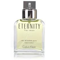 Perfume Calvin Klein Eternity For Men Edt 100ml Original