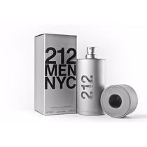 Perfume Edt Mas.carolina Herrera 212 Men 100 Ml + Brinde