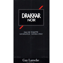 Perfume Drakkar Noir Masculino 200ml Eau De Toilette