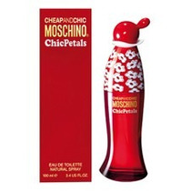 Perfume Moschino Chic Petals Feminino Edt 50 Ml