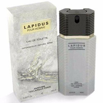 Perfume Ted Lapidus Pou Homme 100 Ml Masculino Original