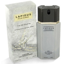 Ted Lapidus Pour Homme Edt Masculino - 100 Ml