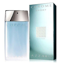 Perfume Azzaro Chrome Sport Masculino Edt 100ml Original