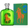 Perfume Polo Big Pony Green 3 Edt Ralph Lauren 125ml(tester)