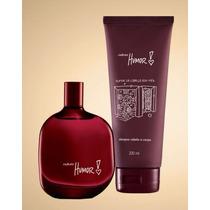 Kit Natura Humor 2 - Colônia 100 Ml + Shampoo 200 Ml