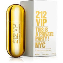 Perfume 212 Vip 80ml Feminino Original Lacrado