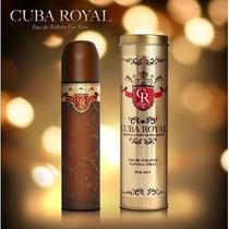 Perfume Cuba Royal 100ml Cuba Paris Edt P Entrega