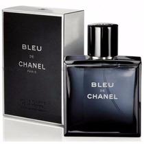 Perfume Masculino Bleu De Chanel 100ml 100% Original Lacrado